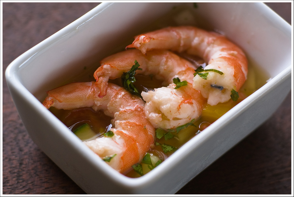 Tropical Shrimp Ceviche – Jan Is Cooking