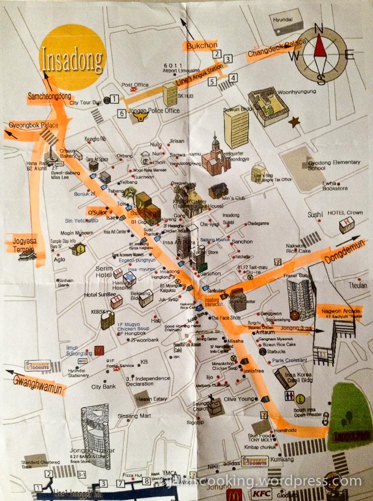insadong-map