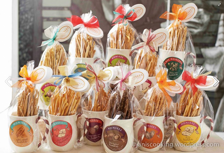 Monsees Breadsticks, A Great Foodie Gift – Jan Is Cooking