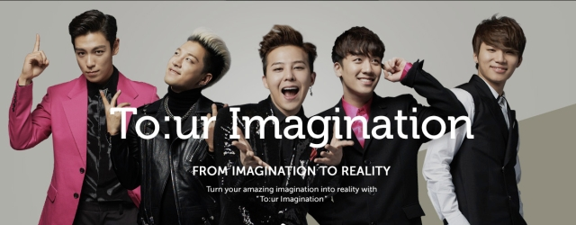 bigbangtourimagination