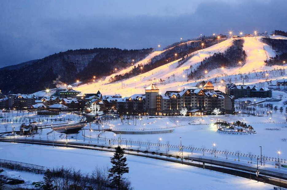 Alpensia Ski Resort Trazy.com