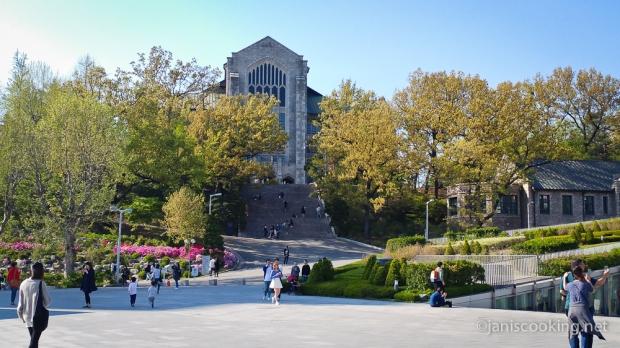janiscooking ehwa womans university